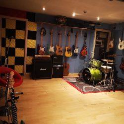 Drum Practice Room No2